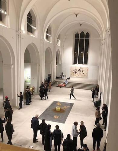 Nikolaj Kunsthal udstilling